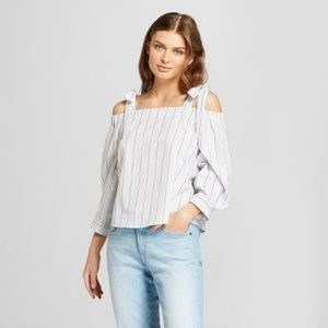 A New Day   Off shoulder blouse
